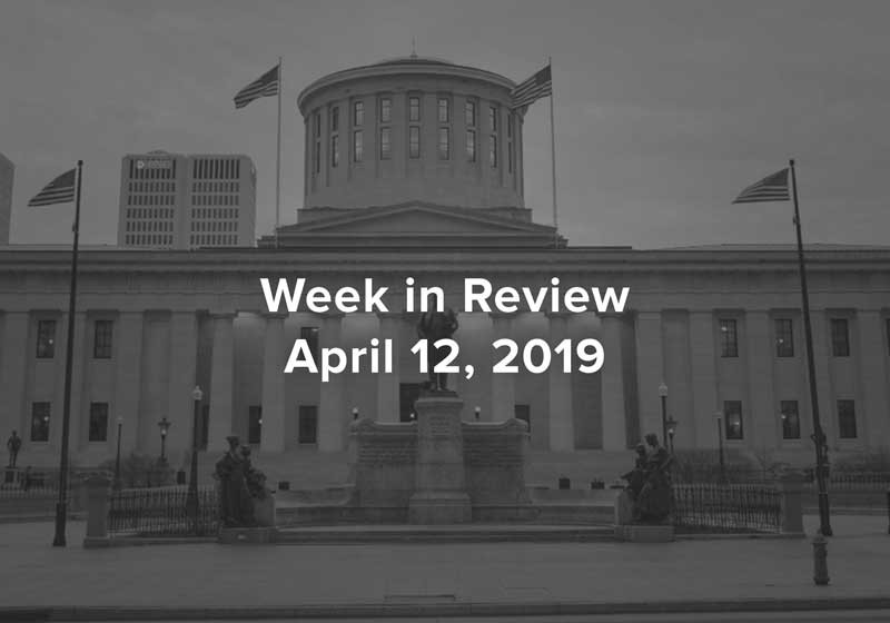 Week In Review: March 29, 2019