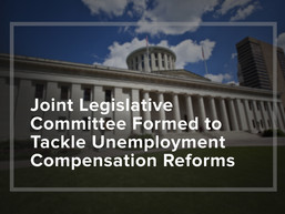 Joint Legislative Committee Formed to Tackle Unemployment Compensation Reforms