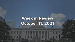Week In Review - October 11, 2021