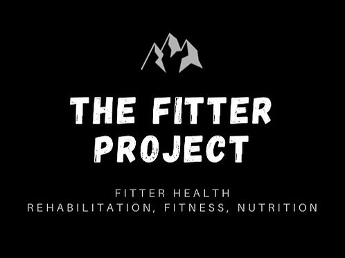 The Fitter Project