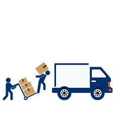 Umzüge, Transporte