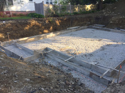 Ready for the footings!