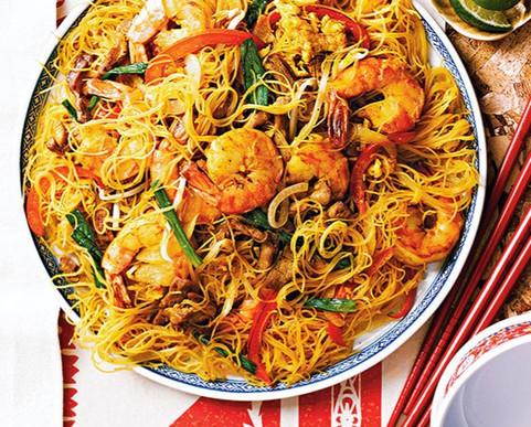 Singapore-Noodle