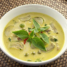 32.GREEN CURRY