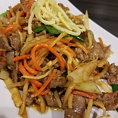 52.FRESH GINGER BEEF