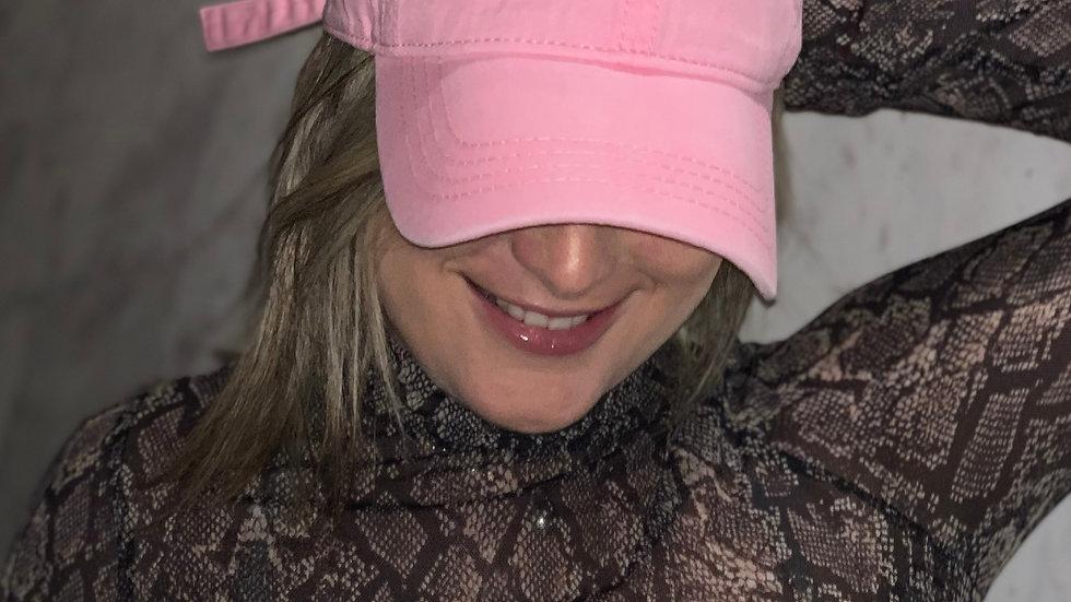 Pink HAT (7th Anniversary of Vedado Social Club)