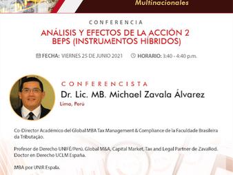 Análisis y Efecto de la Acción 2 BEPS: Instrumentos Híbridos en Colegio Contadores León México