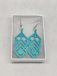 Geometric Earrings #1