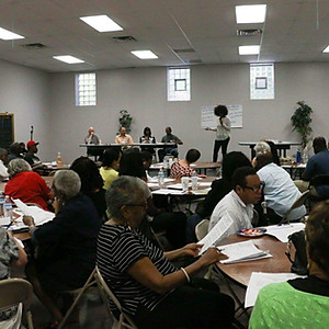 South Shore Organizing Strategy