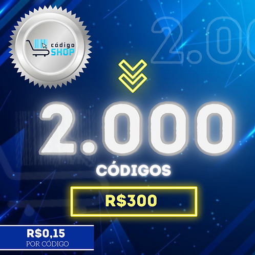 2.000 Códigos