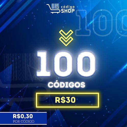 100 Códigos