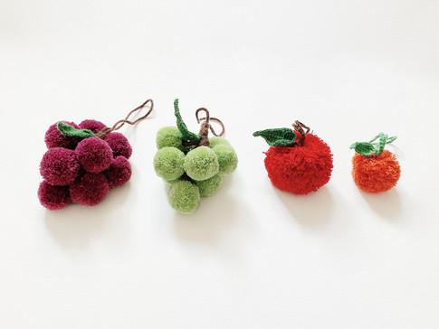 The Vibrant & Fluffy Fruit / 2020