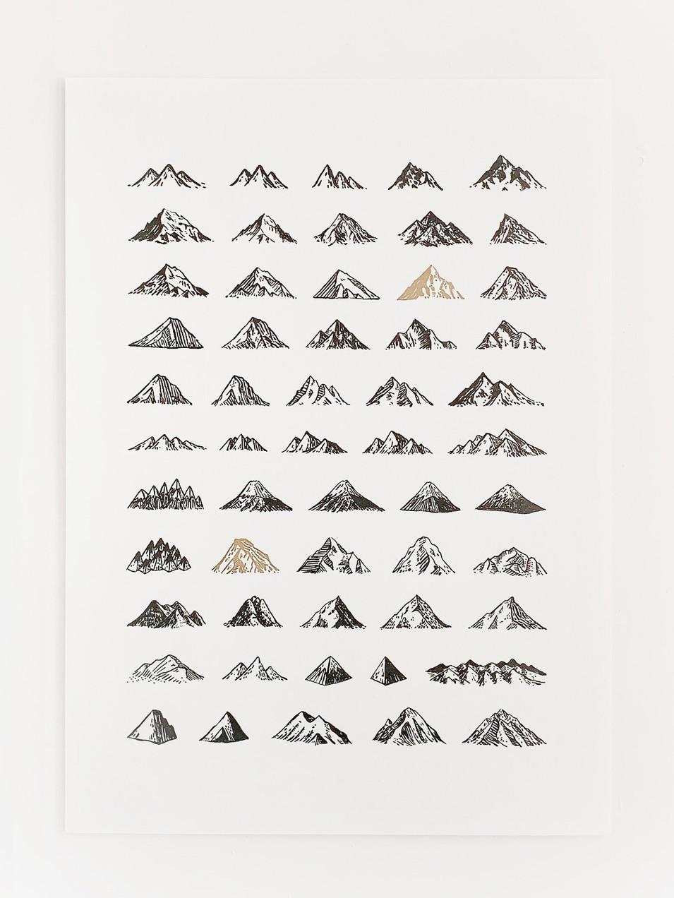 Mountains Beyond Mountains / 2020