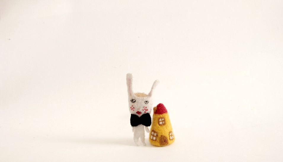 Uncle Rabbit & His Home / 2011