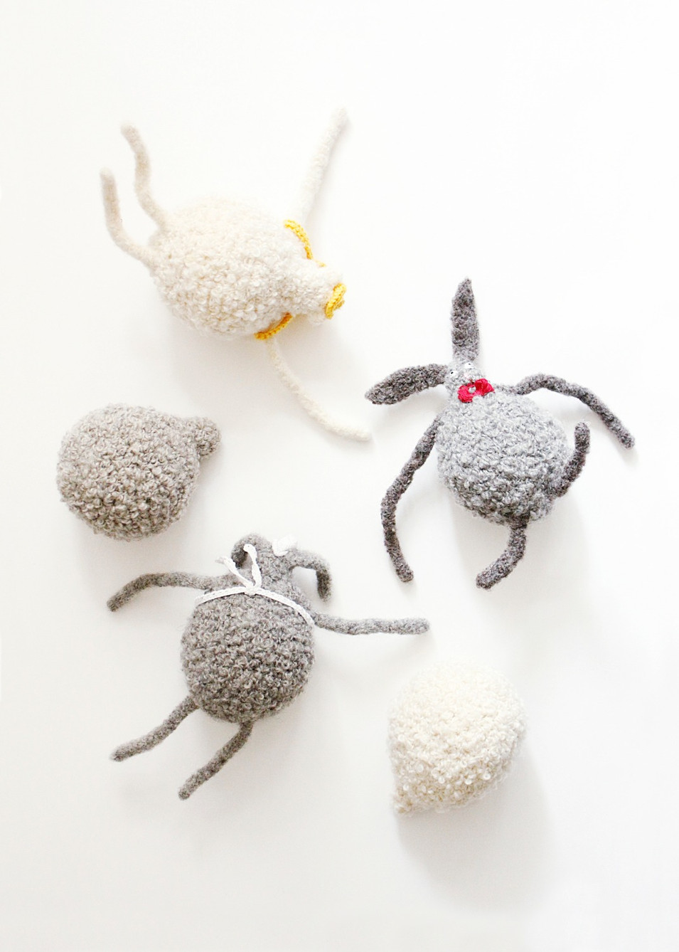 Animal Soft Dolls / 2014-2015