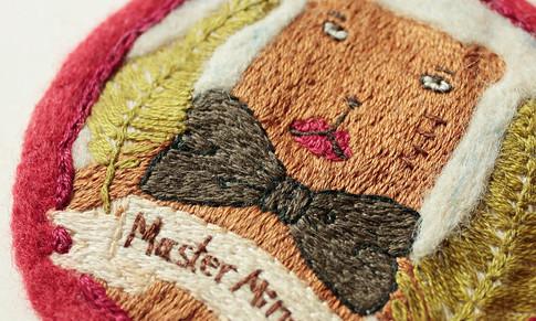 Mastermind Badge / 2013