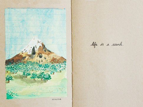 Life is a search / 2014