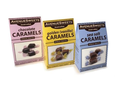 Caramel 3-pack