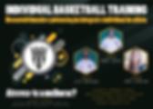 SITE_Cartaz Individual Basketball Traini