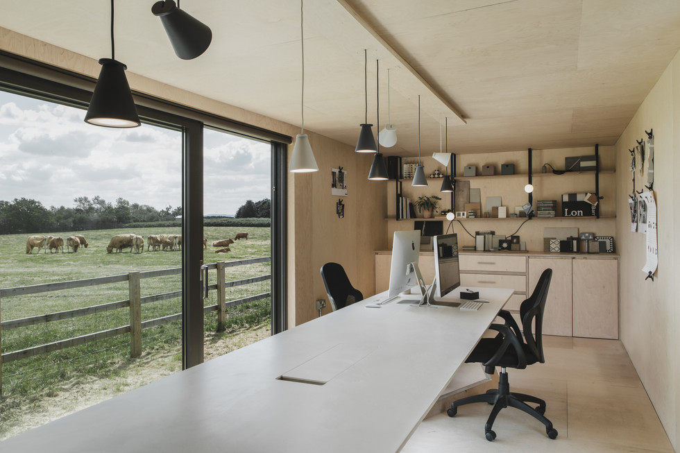 Field Farm Office