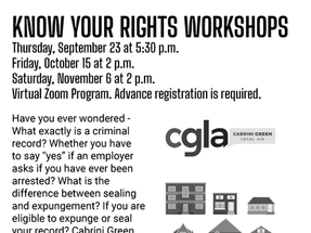 Know Your Rights With CGLA