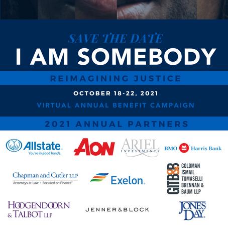 I AM SOMEBODY - Reimagining Justice