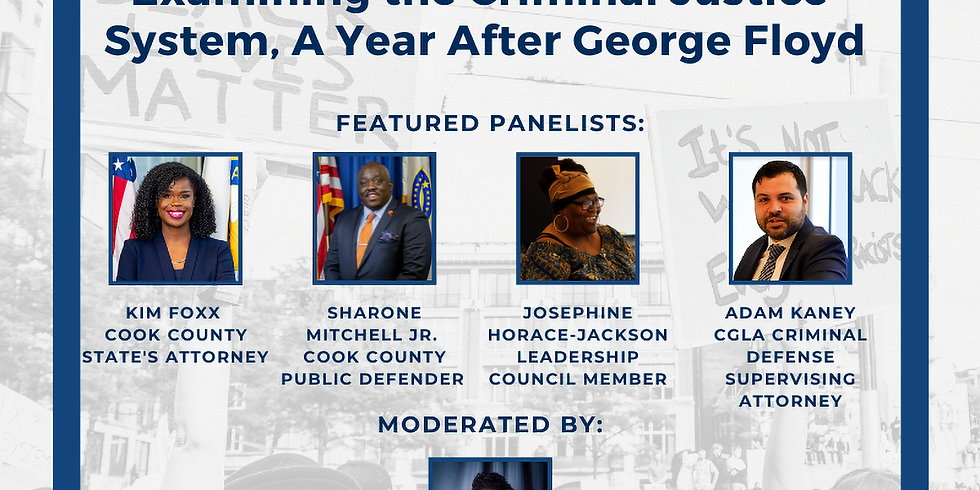 Examining the Criminal Justice System, A Year After George Floyd