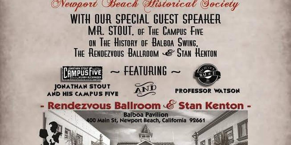 Newport Beach Historical Society 50th Anniversary Kick Off Event