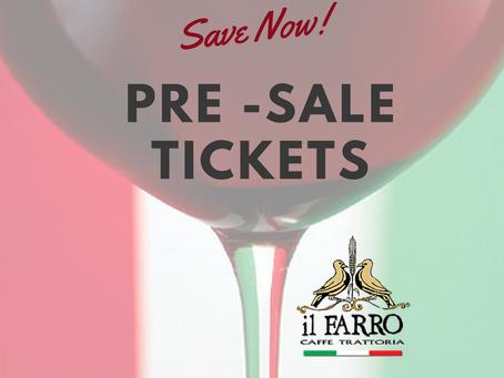 The Cal-Ital Wine Battles @ Il Farro!