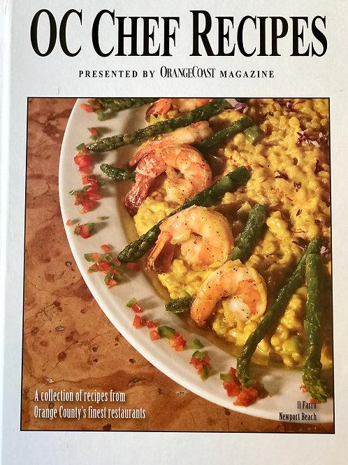 OC Chef Recipes Cook Book