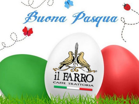Il Farro Restaurant Is Open Easter Sunday For Take Out