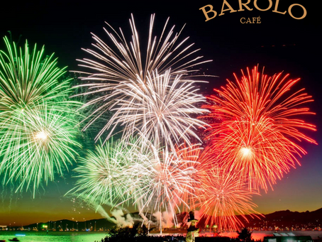 Happy New Year From Barolo Cafe