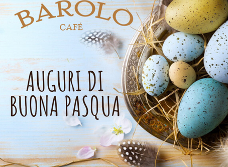 Happy Easter & Passover From Barolo Cafe