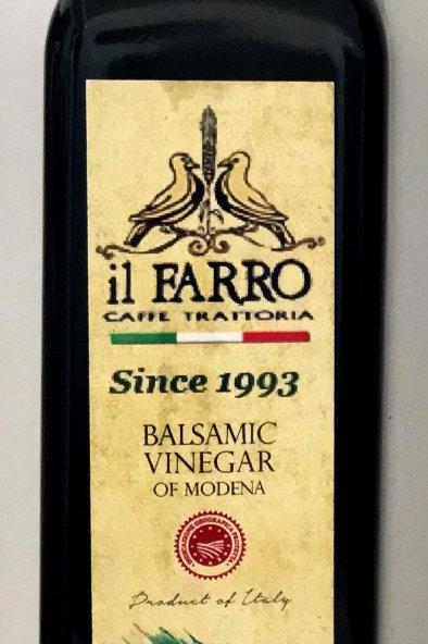 Il Farro Balsamic Vinegar of Modena
