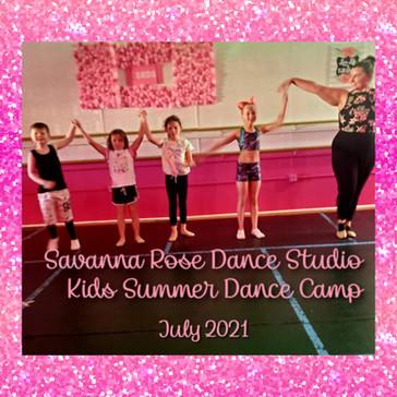 Summer Dance Camp!