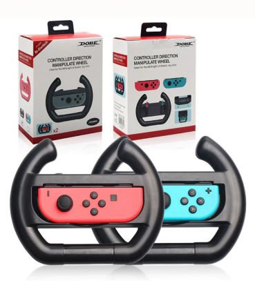 Switch steering wheel joycon