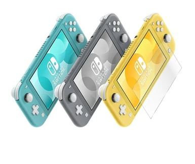 Nintendo Switch LiTE Tempered Glass Screen Protector
