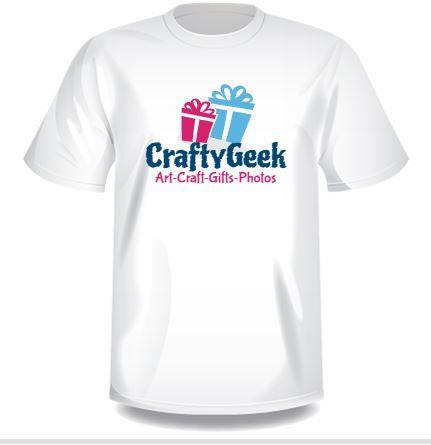 CraftyGeek T-shirt