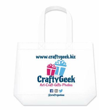 Craftygeek Tote Bag