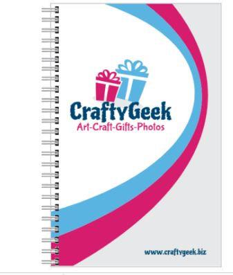 Craftygeek Notebook