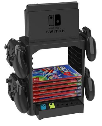 Switch Multi-functional Storage Support