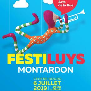FestiLuys, un festival pour tous le 6 Juillet prochain à Montardon !