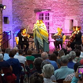 Du 14 au 27 juillet, Festival International de Musique de Chambre de Thèze