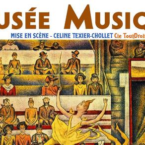 Le Musée Musique vous attend le 10 et 11 mai prochain !