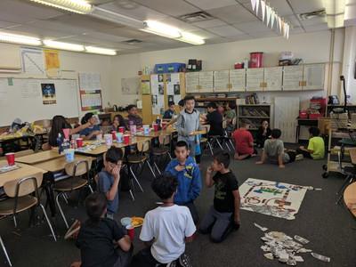 Hodgin Elementary, New Mexico