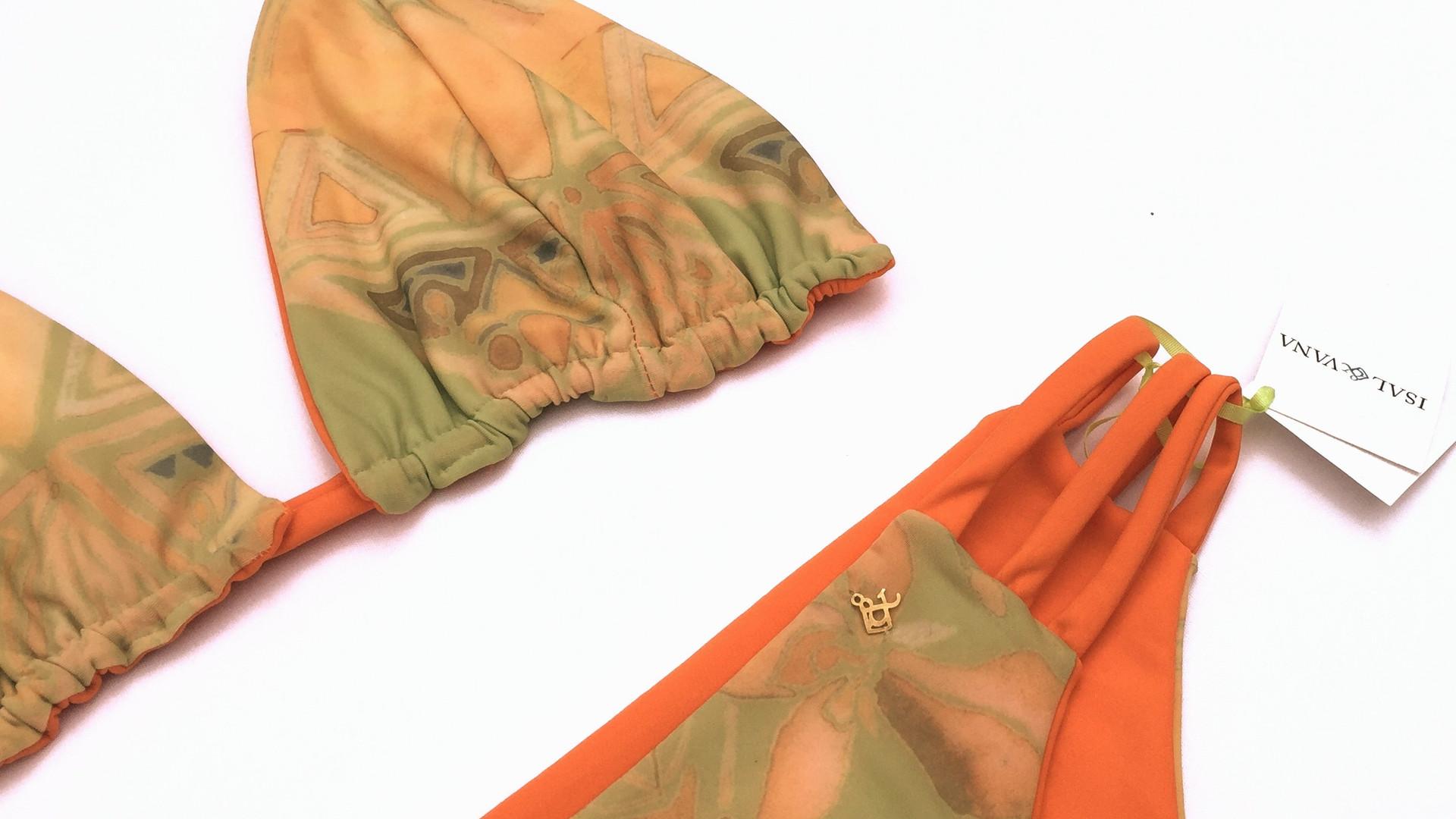 Isal and Vana Swimwear