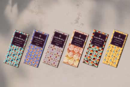 Panamania | una marca eforica por el chocolate