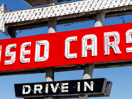 Thinking of Buying a Used-Car Now? Beware!