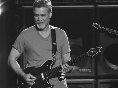 Eddie Van Halen, Cancer and Money Discussions