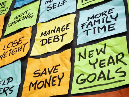 Your 2021 New Year's Financial Resolutions